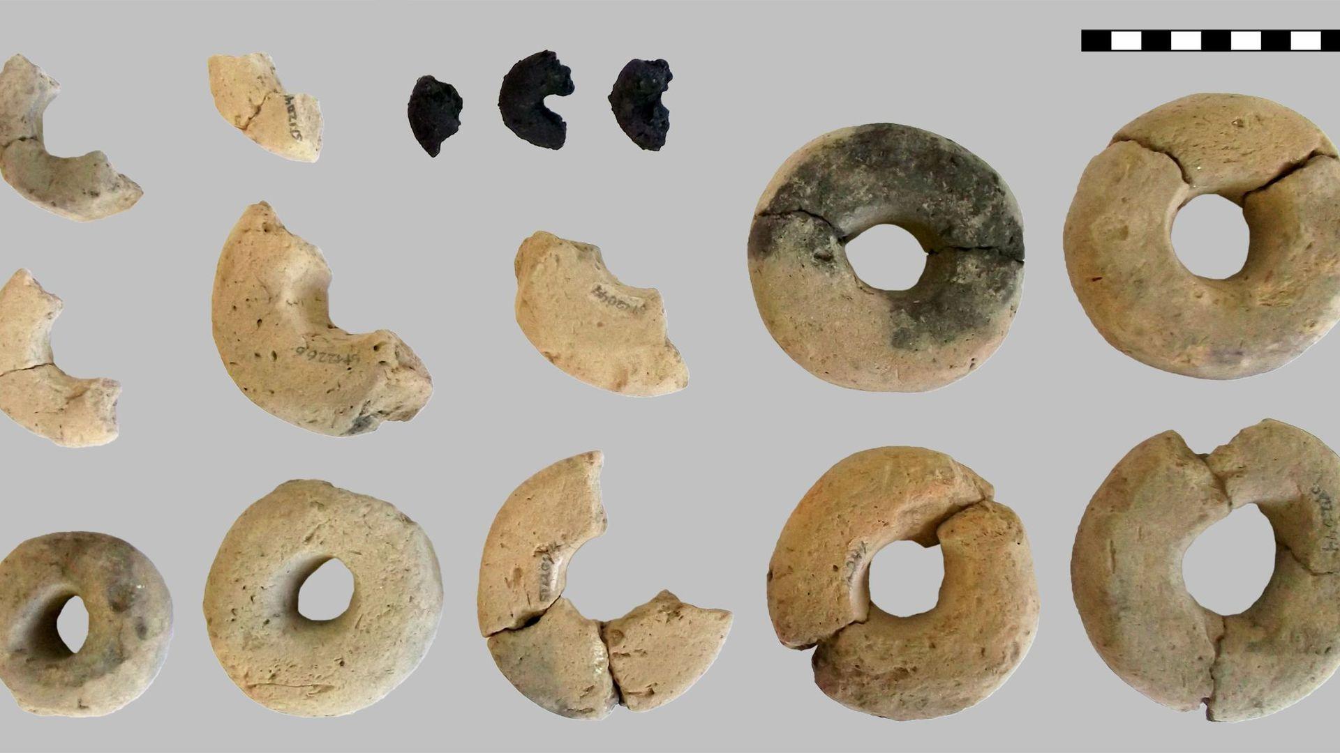 Бублики бронзового века