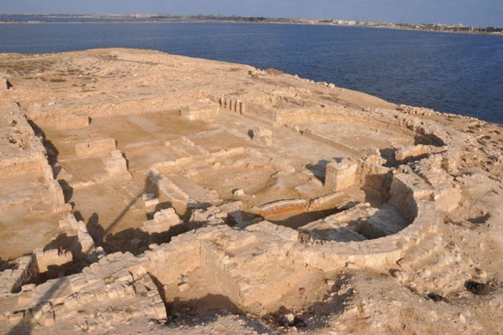 Первые христиане Египта