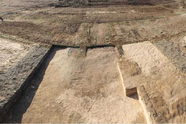 В Египте найдена гигантская крепость