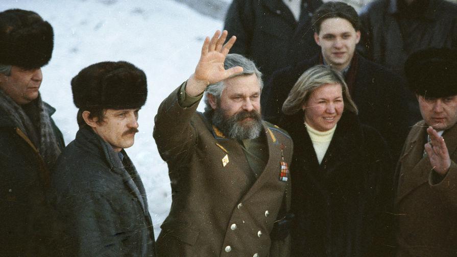 Амнистия для врагов Ельцина