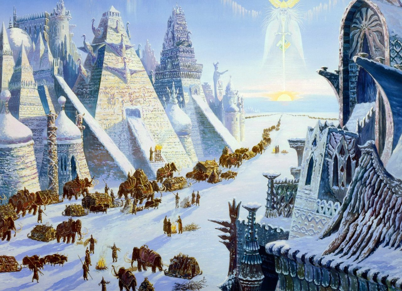 Катастрофа бронзового века: как умирала древняя цивилизация?