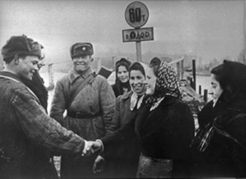 Как Советский Союз спас союзников от разгрома