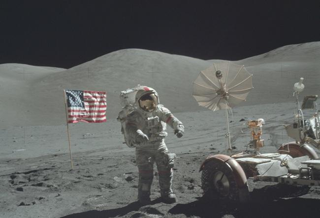 Лунная миссия - маленький шаг человека