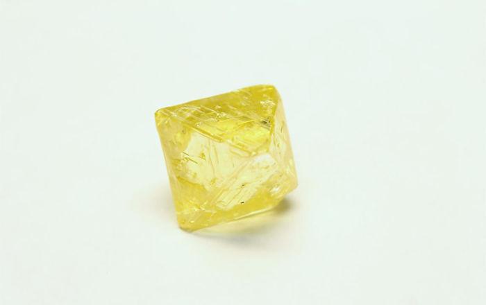 В России найден уникальный алмаз