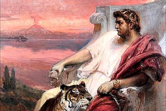 Нерон - самый известный тиран Древнего Рима