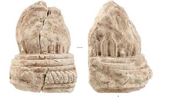 Археологи нашли фигурку из бивня мамонта в Москве