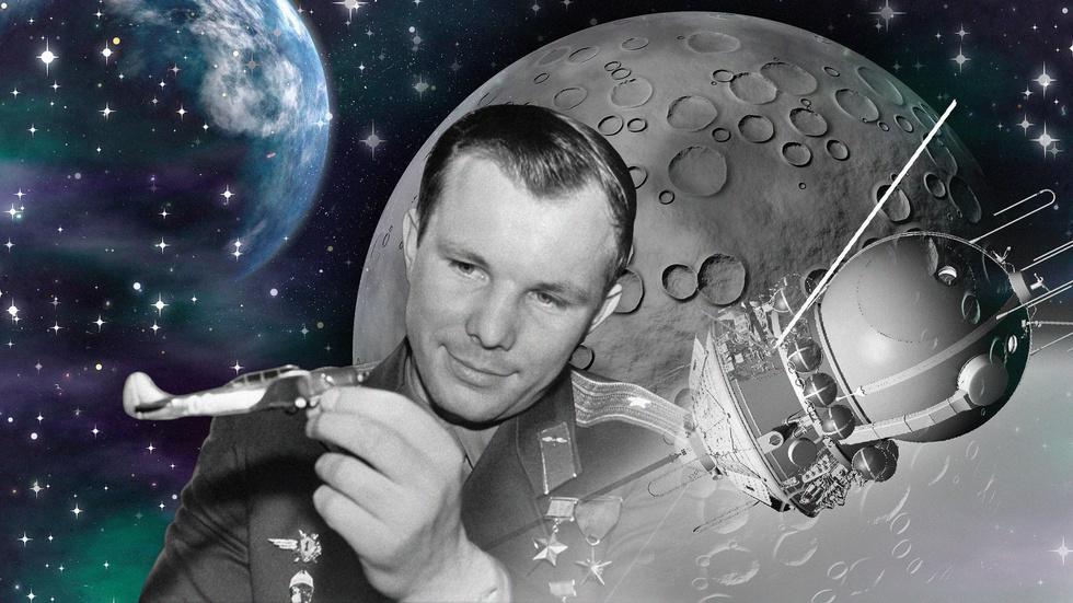 Кто подстроил аварию Гагарина?
