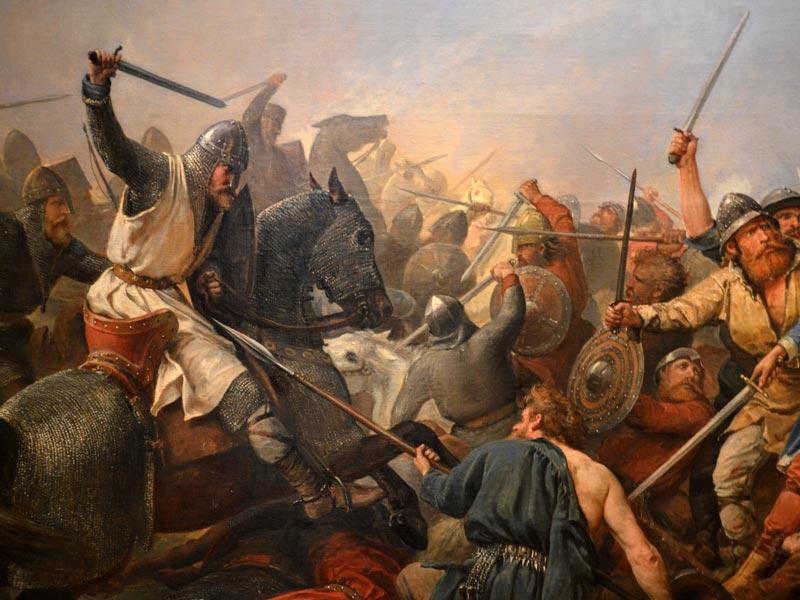 Битва у Стамфорд-Бридж завершила в Европе эпоху викингов