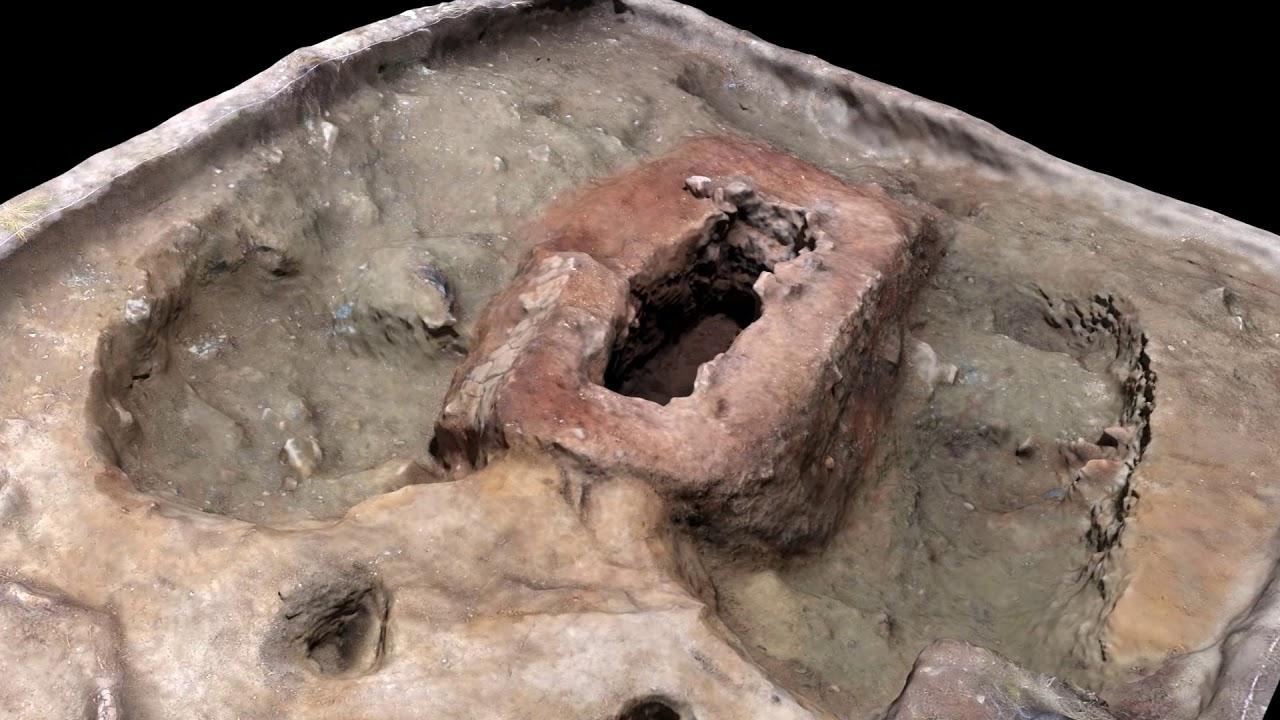 Железоплавильные печи обнаруженные в Горном Алтае значительно старше, чем предполагалось ранее