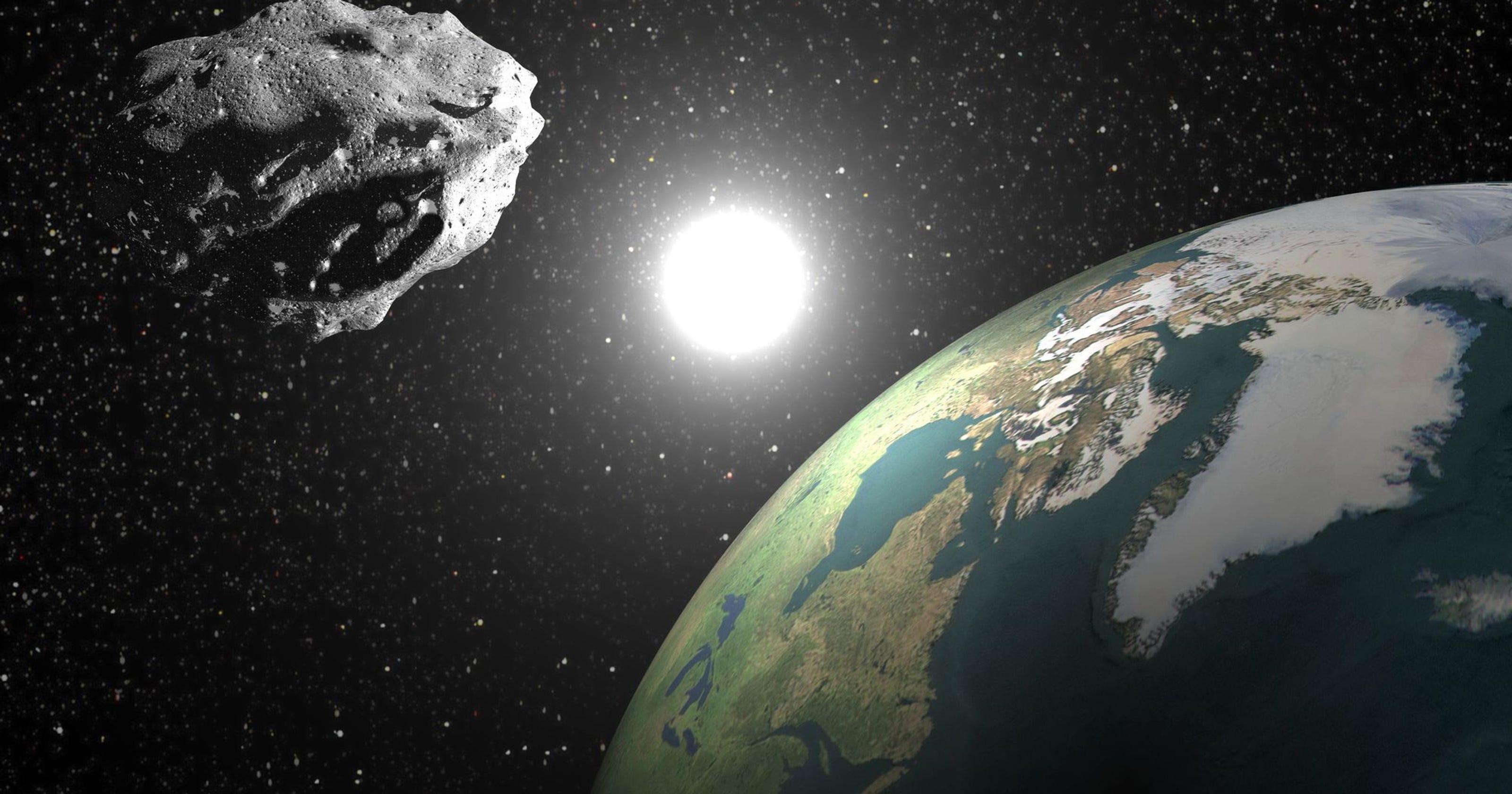 Пронесло! Астероид 2019 ОК пролетел мимо