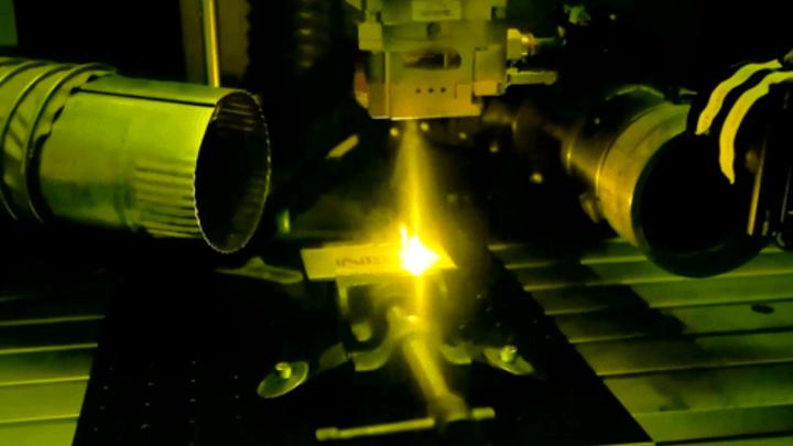 Ученые создали лазер для очистки артефактов