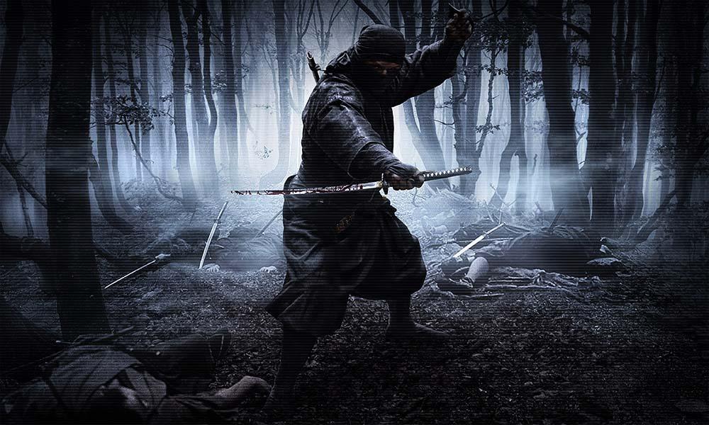 Свирепые ниндзя - воины-тени - кем они были?