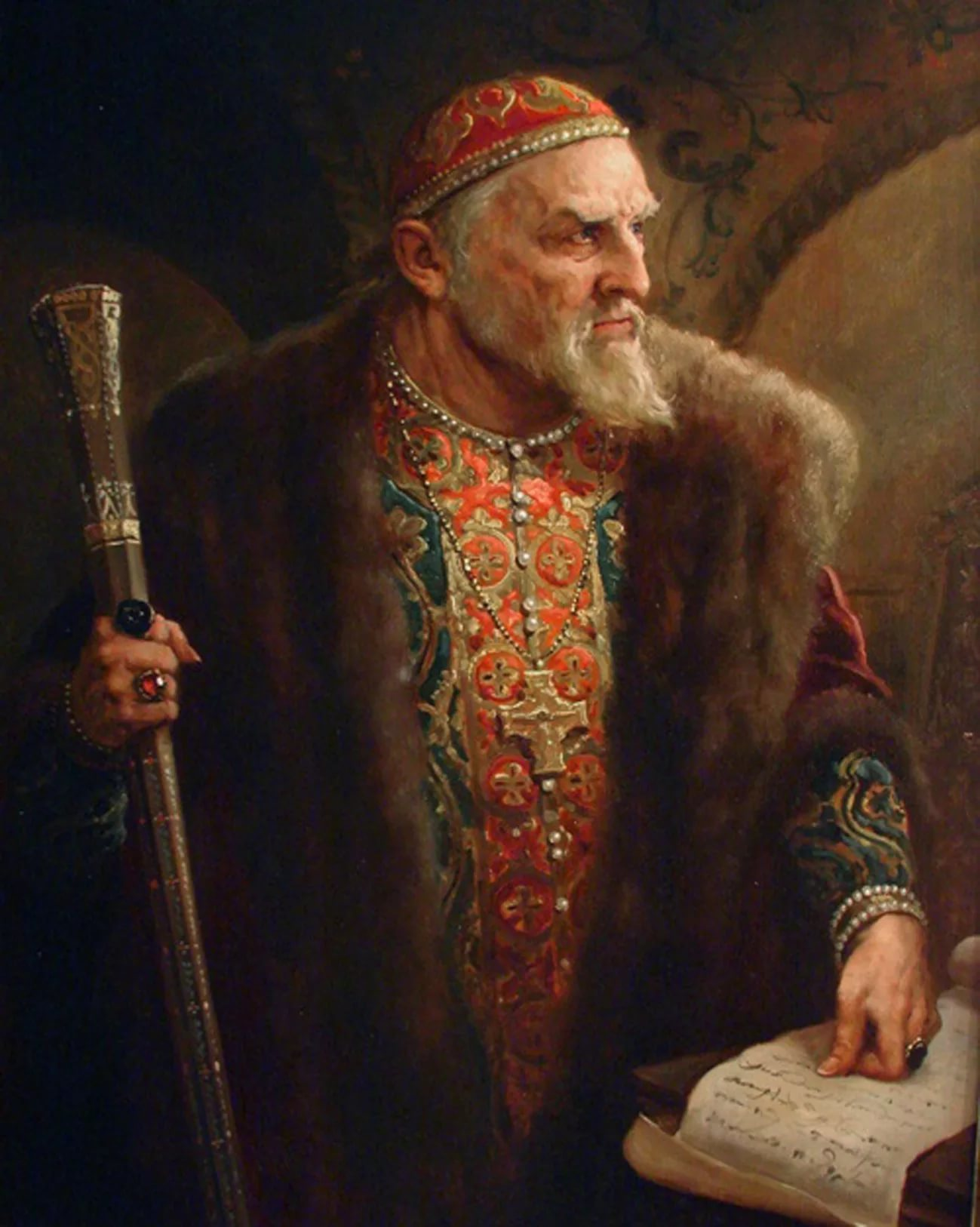 Два Ивана Грозных. Почему Карамзин врал об Иване IV?