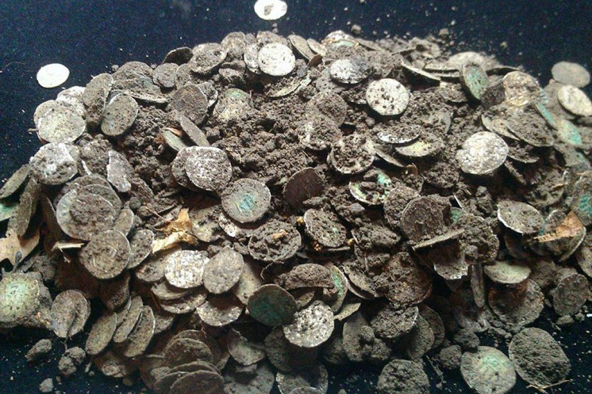 Клад английских королей найден в Великобритании