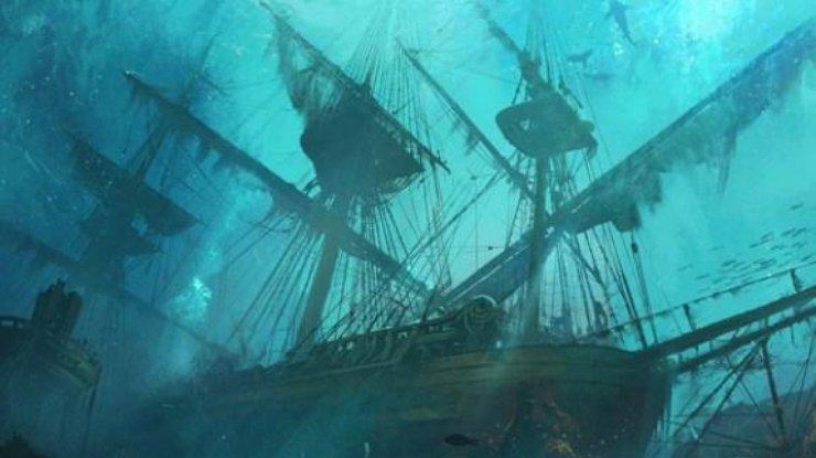 Археологи нашли затонувший корабль короля