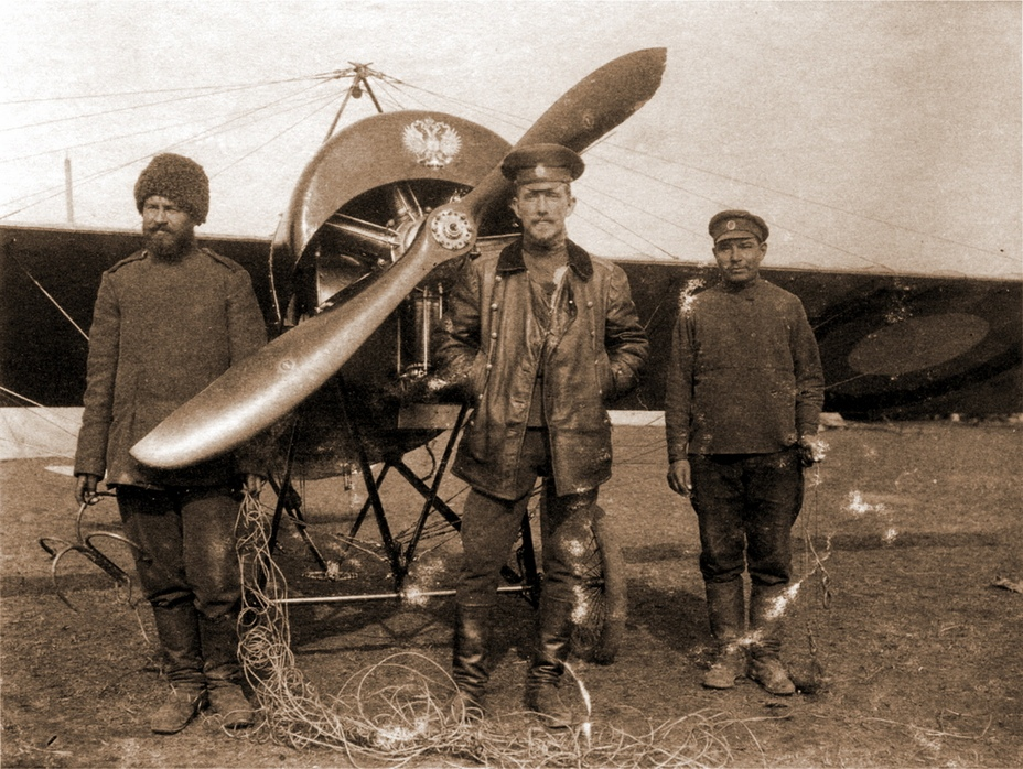 10 лучших асов Первой Мировой войны