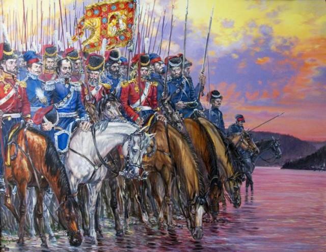 Индийский поход Павла I не дал Британии стать империей