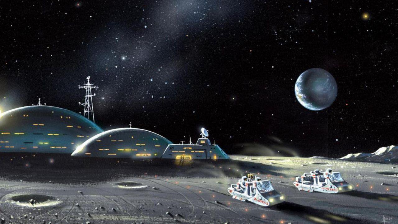 Новая космическая гонка. Кто первый построит свою лунную базу?