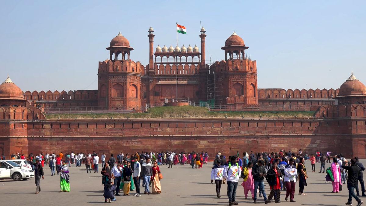 Владыка Индии построил для себя дворец, ставший тюрьмой