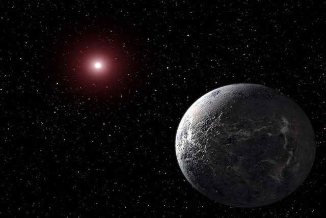 Планеты, потерянные в глубинах Космоса