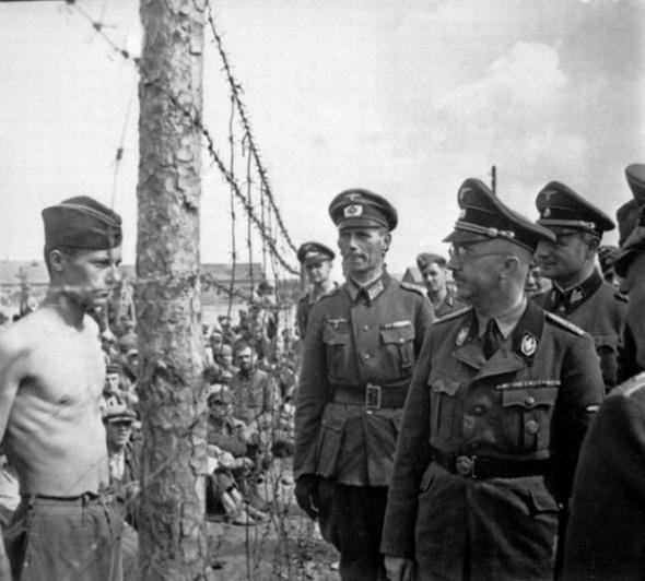 «Геноцид» пленных: кто виноват?