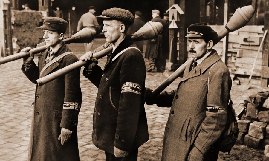 Фаустпатрон - легендарный гранатомет был безвредной «хлопушкой»?