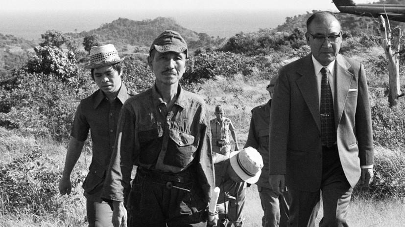 Капитуляция невозможна! Японский командир Второй Мировой воевал 30 лет и сдался лишь в 1974 году