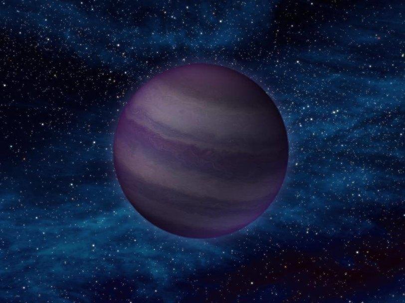 В космосе бывают и холодные звезды