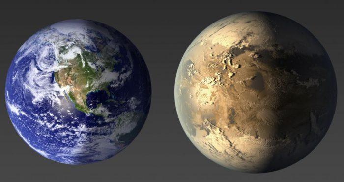 Двойник Земли прячется за Солнцем?