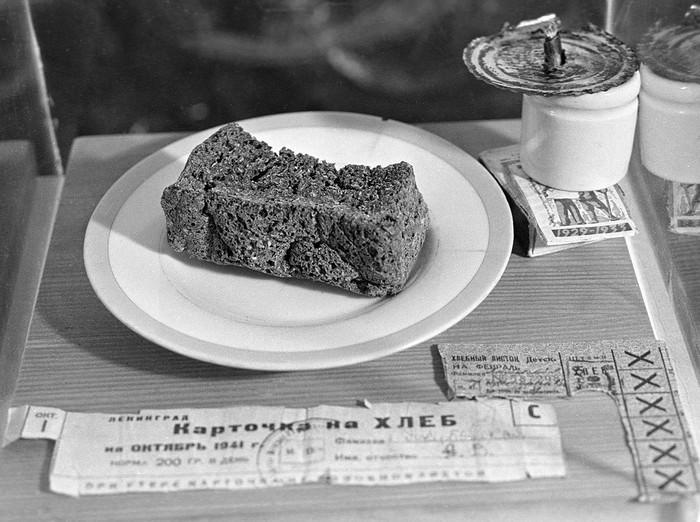 Победить голод. Как жители блокадного Ленинграда боролись со смертью...