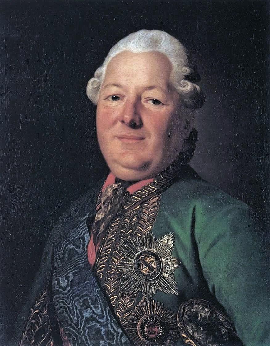 Василий Долгоруков - верный слуга Екатерины Великой и покоритель Крыма