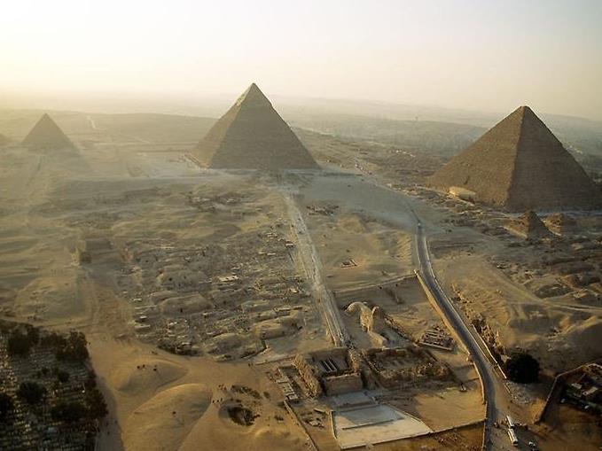 Уникальные технологии древнего Египта
