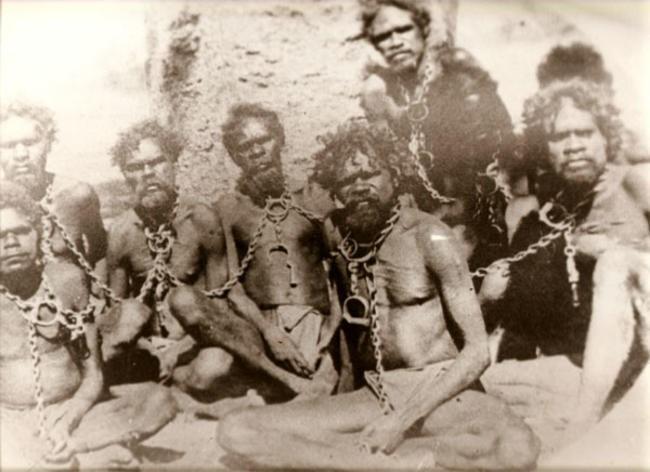 Австралия — место, где европейцы столкнулись с людьми из каменного века