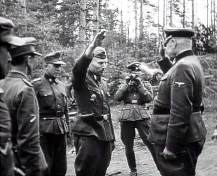 Расстрел на рождество. Зверства латышских эсэсовцев в годы Великой Отечественной войны