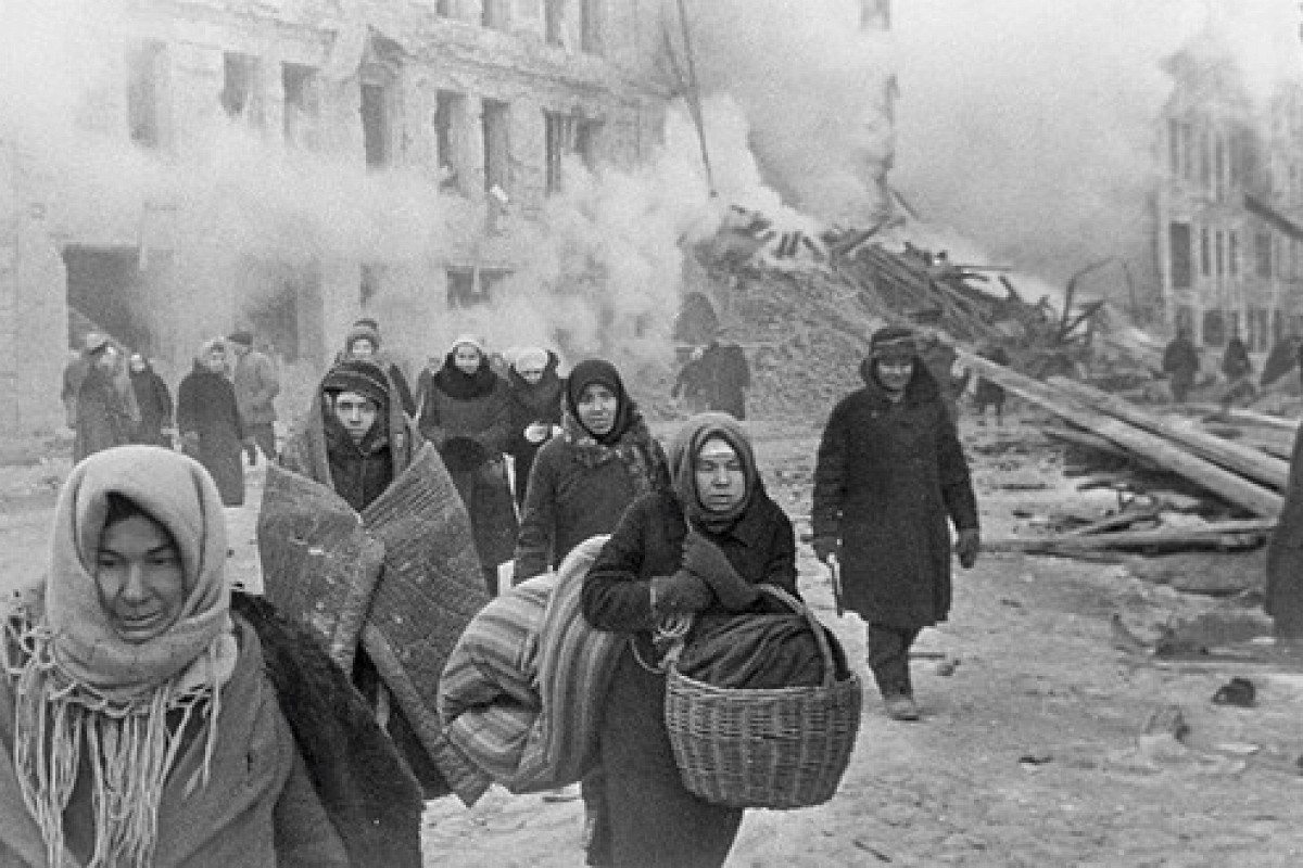 Сладкая земля. Реалии ленинградской блокады