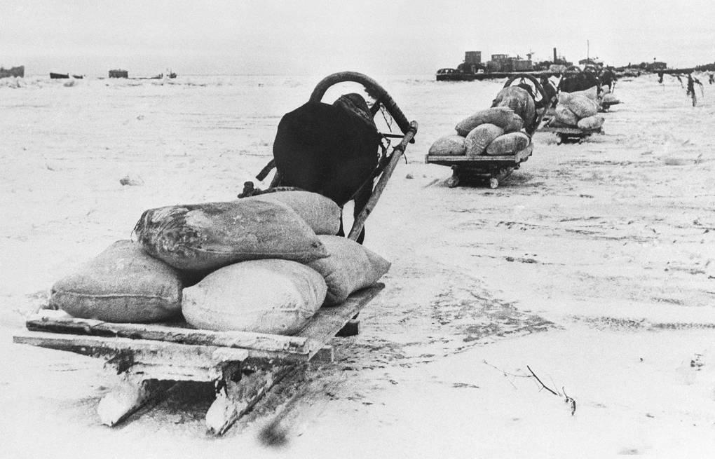 Как кронштадтские моряки спасли ленинградцев