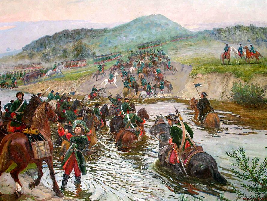 Дерзкий рейд по крымским тылам. 1736 год — русские готовятся к решительному штурму!