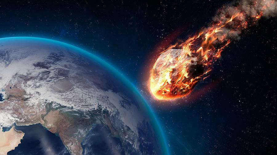 Жизнь прибыла на Землю из космоса?