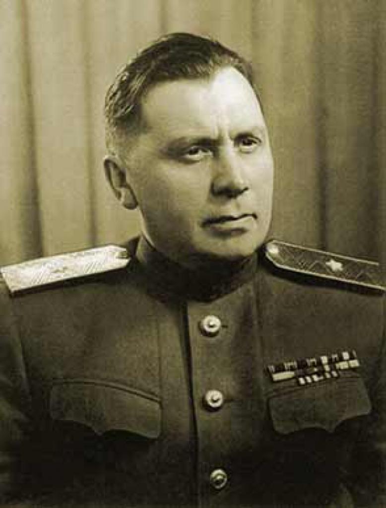 Наум Эйтингон - главный «киллер» сталинской госбезопасности