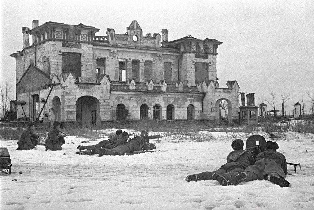 Мины с сюрпризом в Царском Селе. Неизвестная страница Великой Отечественной войны