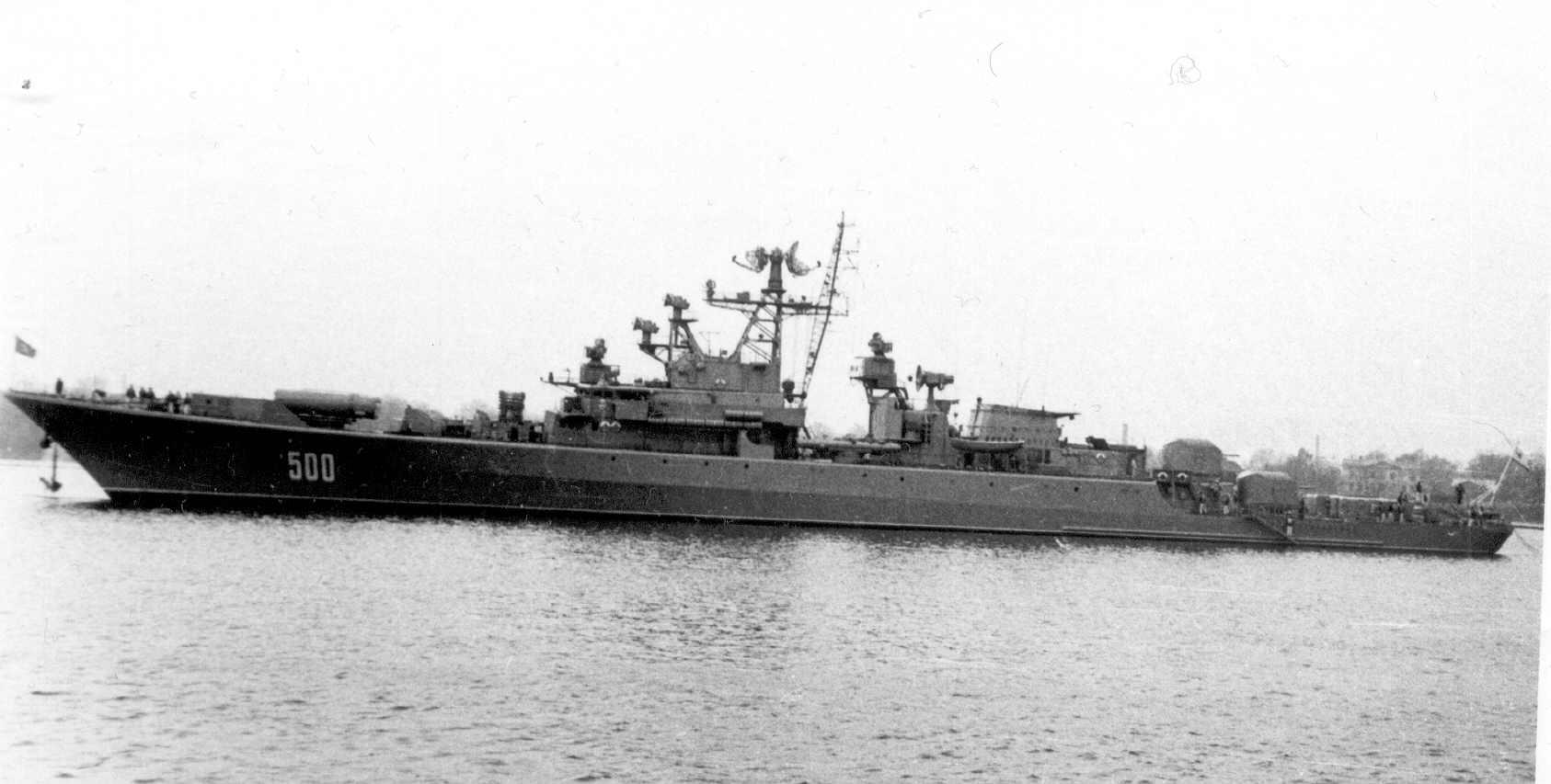 Советский «лейтенант Шмидт». Почему в 1975 году восстал противолодочный корабль «Сторожевой»?