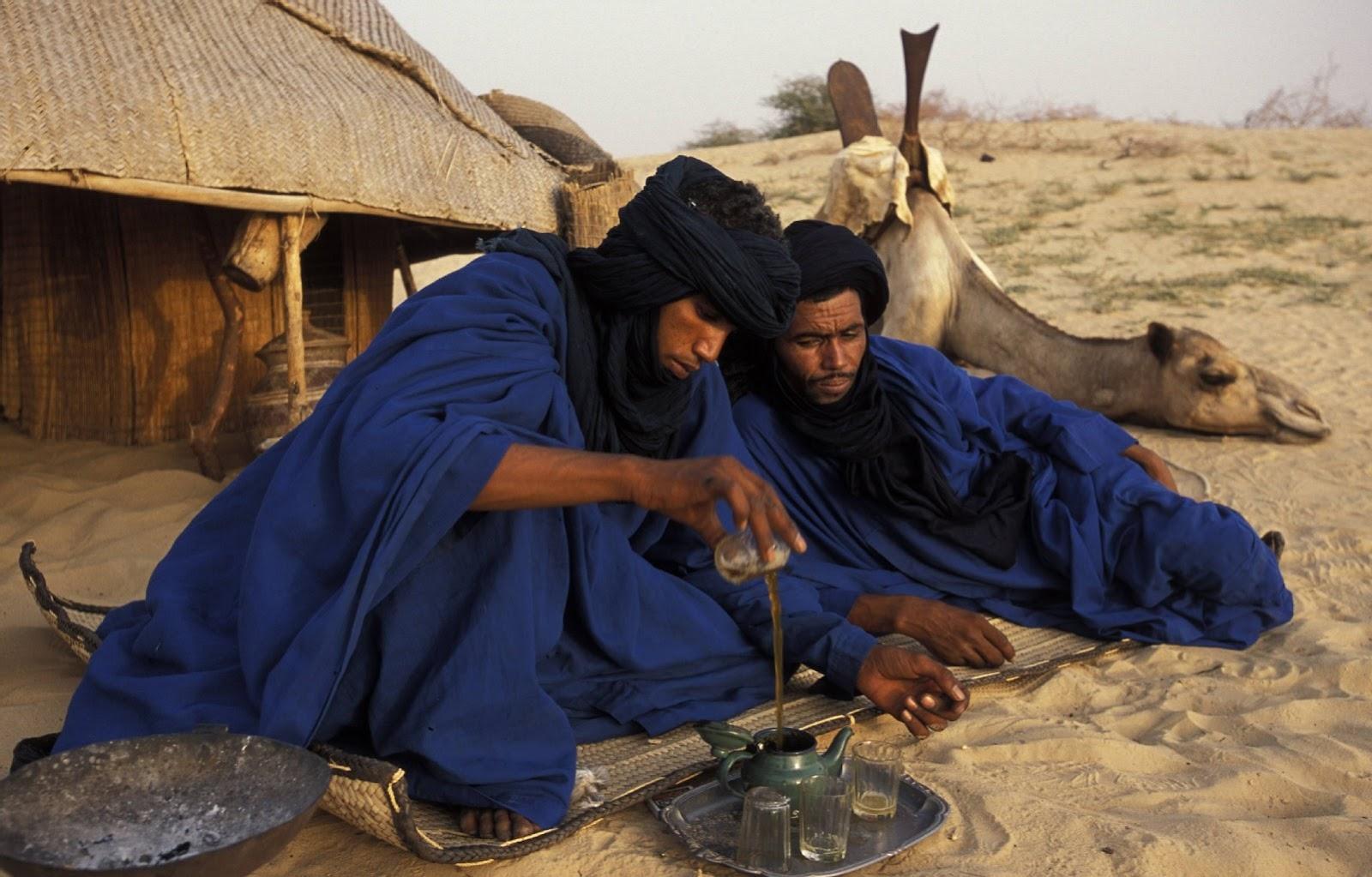 Туареги - воинственные кочевники Сахары, которых никто не мог покорить