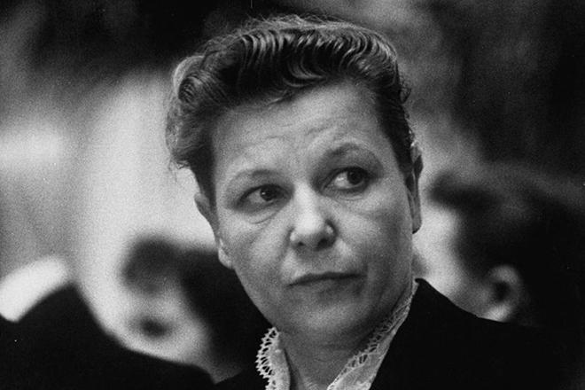 Екатерина Фурцева - всемогущая женщина-министр и ее враги