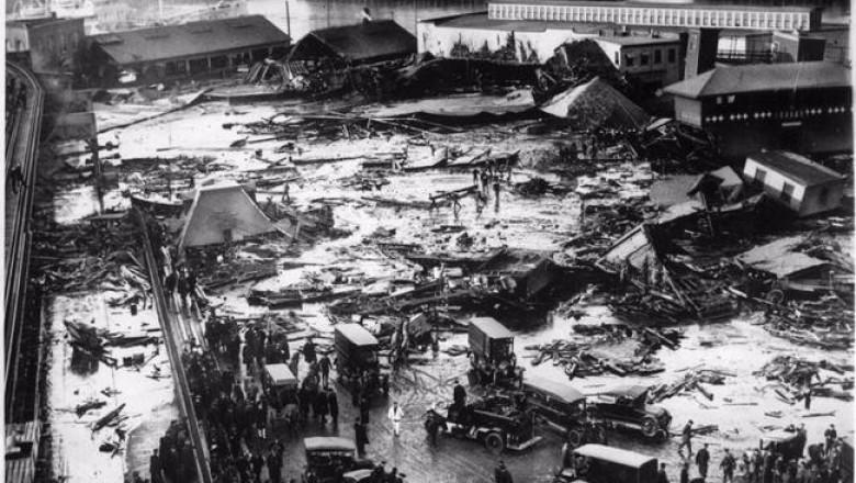 Страшные последствия разрушения плотин