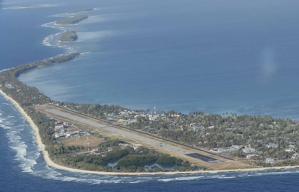 Тувалу - место, где нет туристов