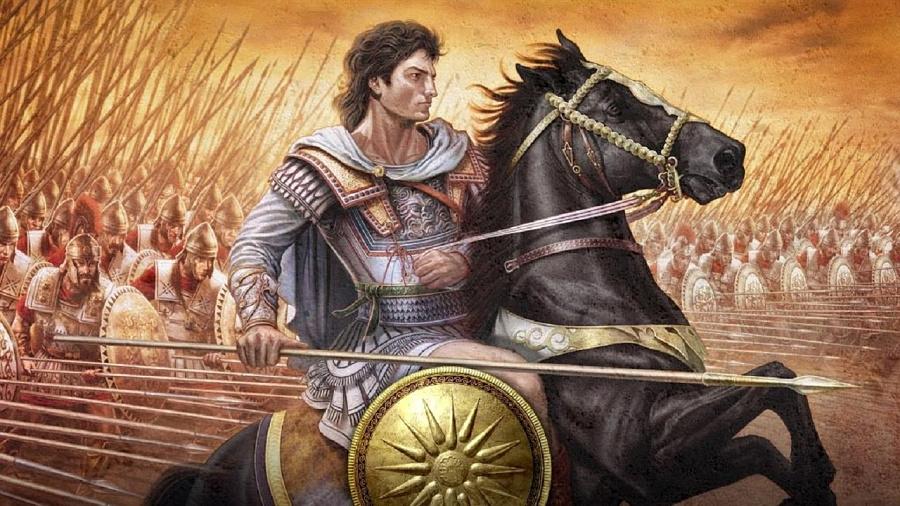 Непростая судьба Александра Македонского