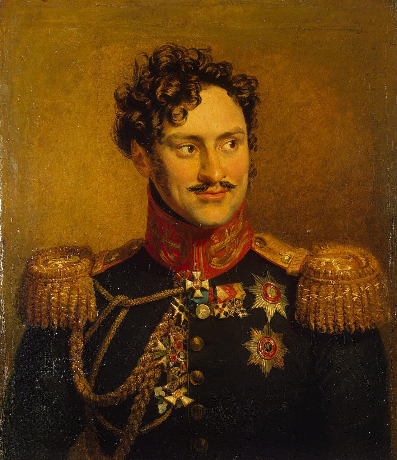 Ротмистр Александр Чернышев - первый разведчик России