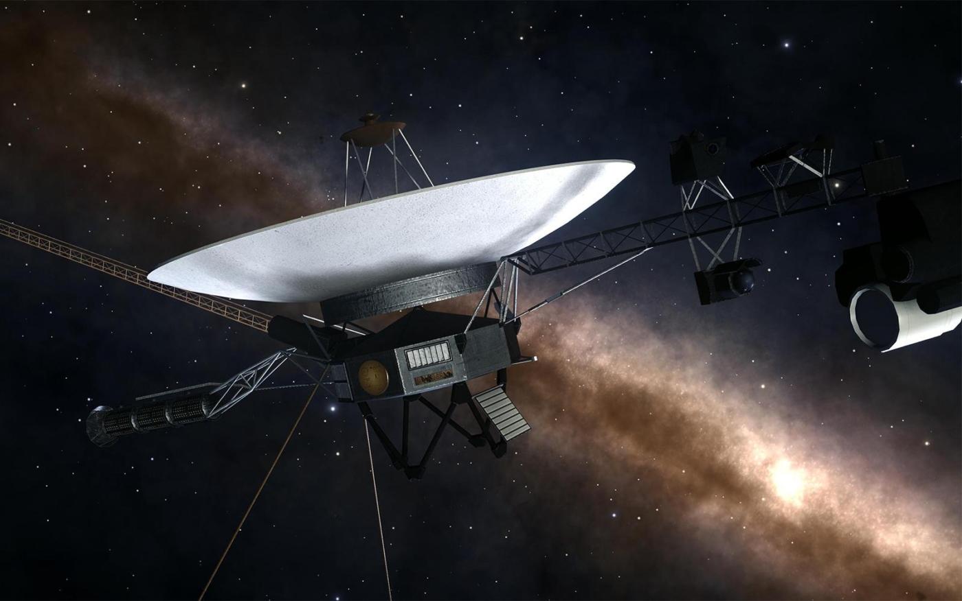 Voyager 2 за 43 года пролетел около 35 миллиардов километров: поговорим о его достижениях