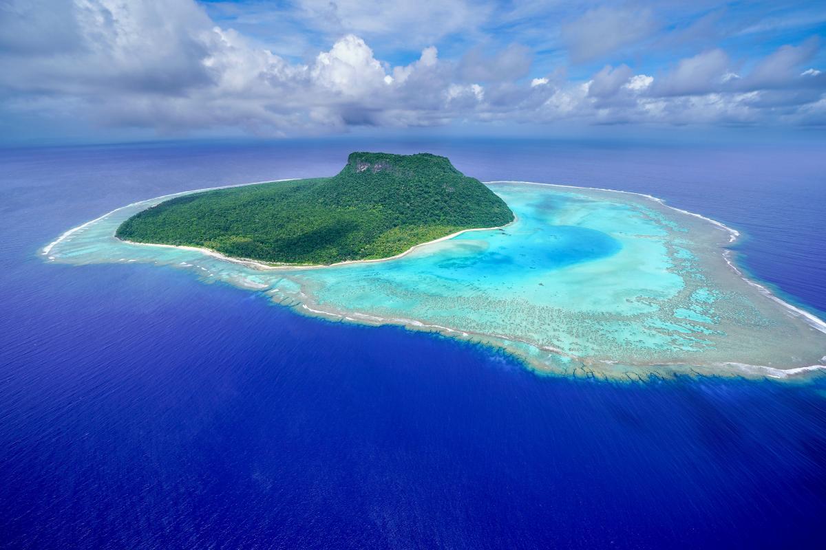 Как острова становятся обитаемыми?