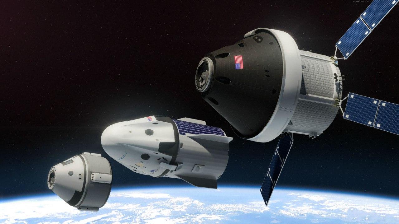 Частные пилотируемые космические корабли